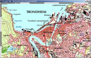 Norwegen Topo 1 50k 25m Dem Free Download 25 00
