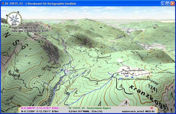QuoVadis Route Planning